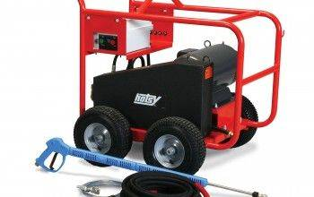 Hotsy pressure washer and accessories for sale in Des Moines, Iowa