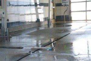 Hotsy Iowa | wash bay design drainage