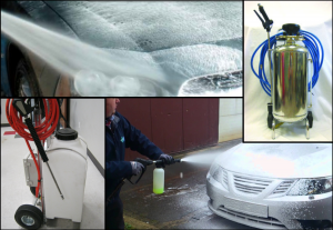 Hotsy Iowa chemical and water treatments with power washers