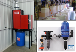 Hotsy - chemical and water treatment management in Iowa