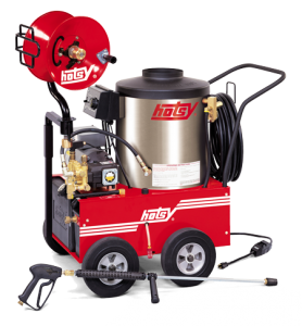 Hotsy portable pressure washers in Des Moines