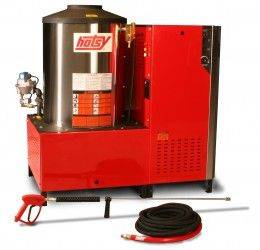 Hotsy - industrial electric pressure washers
