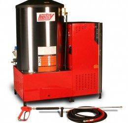 Hotsy - Electric pressure washers