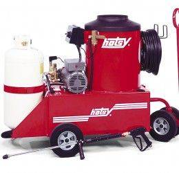 Hotsy Iowa - High power hot water pressure washer