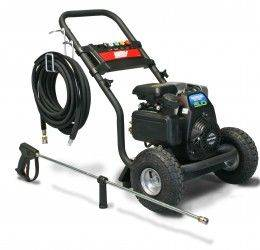 Hotsy power wash equipment