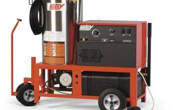 Hotsy Iowa used and refurbished pressure washers