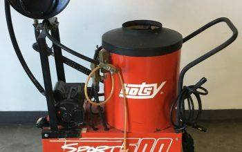 hotsy sport 500 pressure washer
